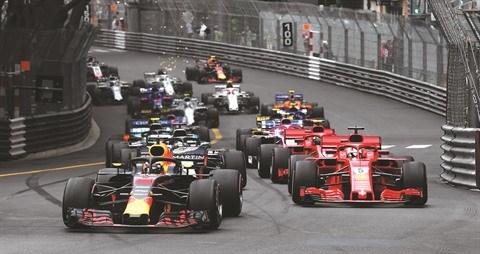 Formule 1: l'occasion ideale pour promouvoir l'image du Vietnam hinh anh 2