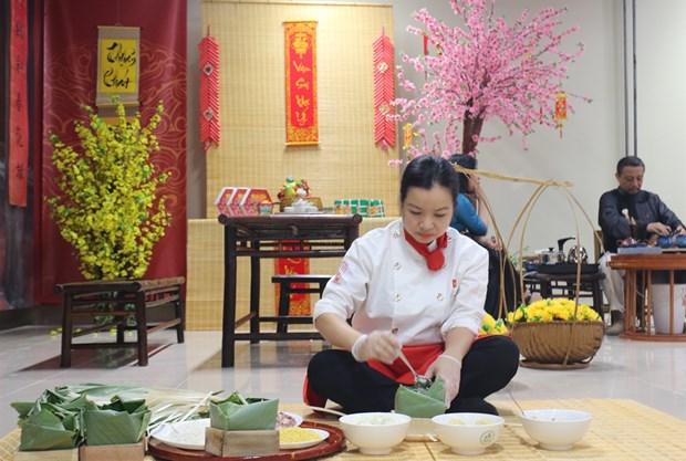 Festival gastronomique du Vietnam en Russie hinh anh 1