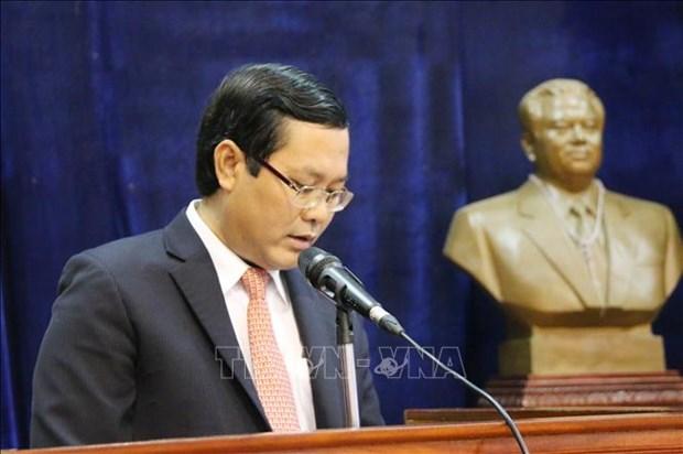 Le Vietnam et le Laos renforcent leur cooperation pour ameliorer la qualite de formation hinh anh 1