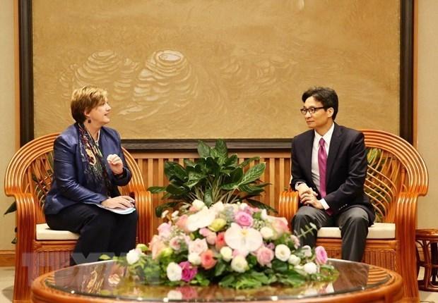 Le Vietnam considere les soins et la protection des enfants comme une tache essentielle hinh anh 1