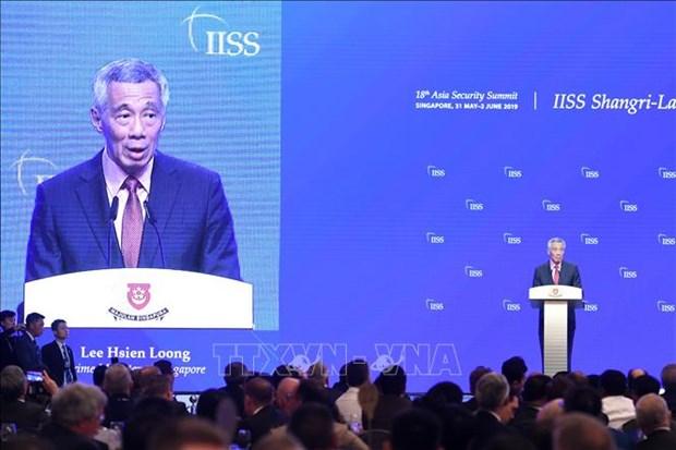 Singapour s'engage a entretenir de bonnes relations avec le Vietnam et le Cambodge hinh anh 1
