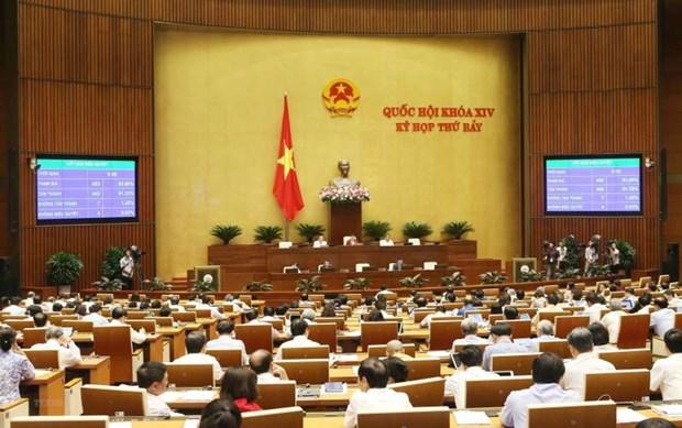 La 7e session de l'Assemblee nationale se cloture le 14 juin hinh anh 1