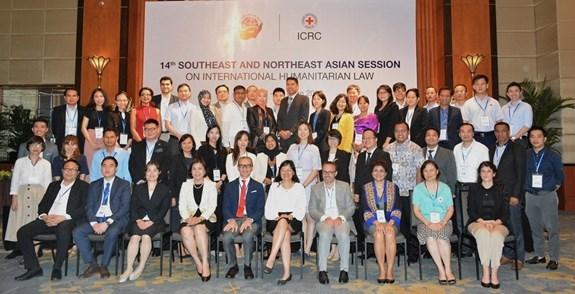 Le Vietnam respecte et renforce l'application du droit international humanitaire hinh anh 1