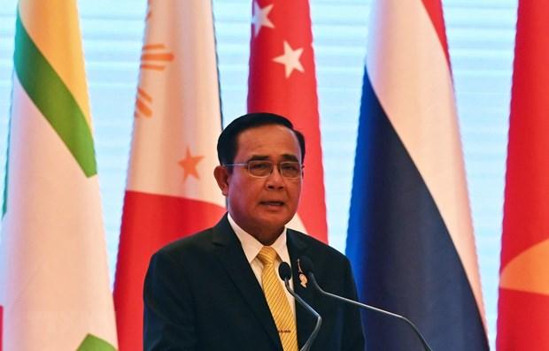 Le PM thailandais appelle les pays CLMVT a la modernisation pour assurer la competitivite hinh anh 1