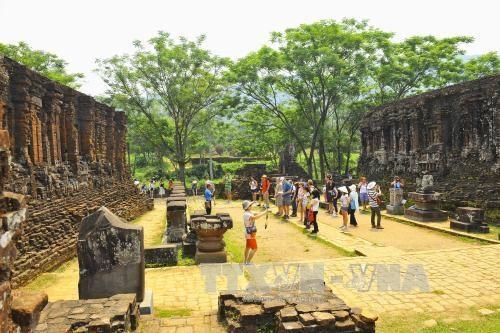 Des experts indiens et russes soutiennent la preservation du patrimoine mondial de My Son hinh anh 1