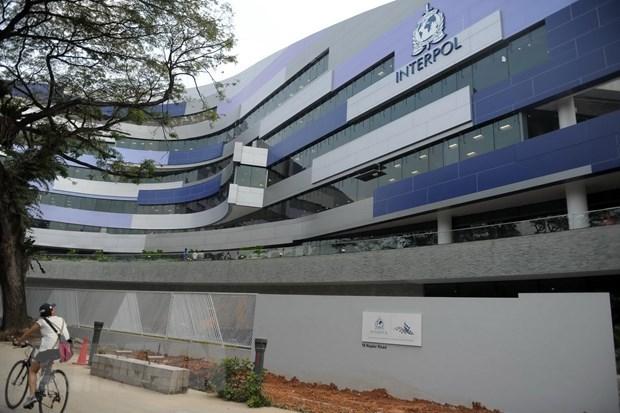 La conference mondiale d'Interpol 2019 sur l'innovation et la securite hinh anh 1
