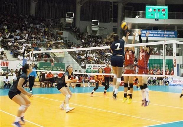 13 equipes participeront au tournoi U23 de volley-ball feminin d'Asie hinh anh 1