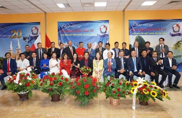 L'Association des Vietnamiens en Pologne souffle ses 20 bougies hinh anh 1