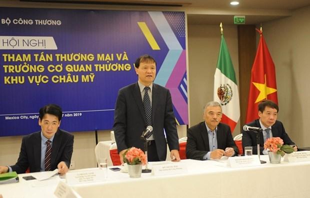 Le Vietnam cherche a stimuler les echanges commerciaux avec l'Amerique hinh anh 1