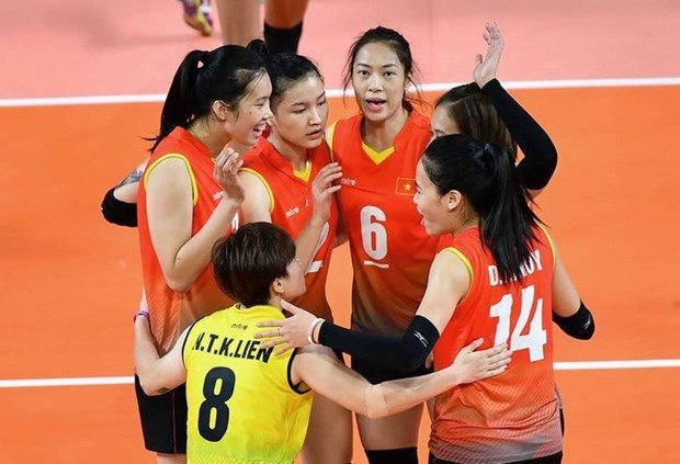 Ouverture du tournoi U23 de volley-ball feminin d'Asie hinh anh 1