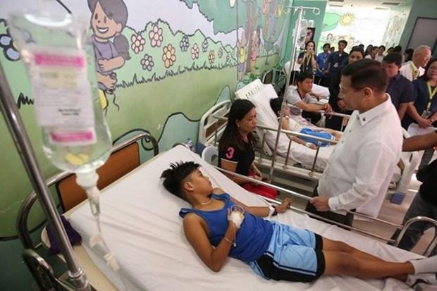 Les Philippines decretent une alerte nationale a la dengue dans plusieurs regions hinh anh 1