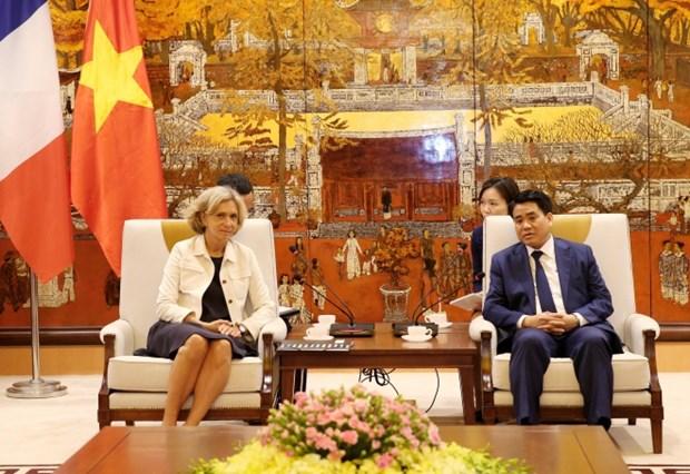 Dynamiser la cooperation entre Hanoi et la Region Ile-de-France hinh anh 1