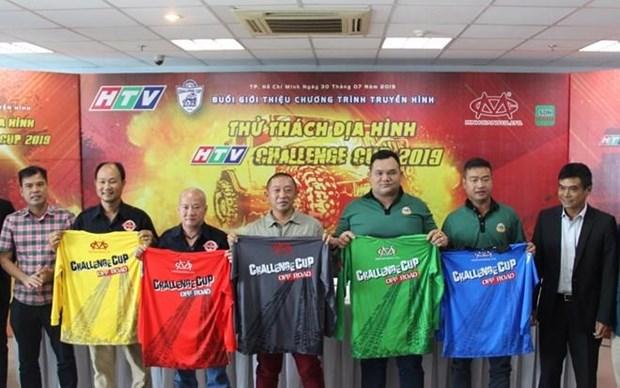69 equipes en lice pour la plus grande course de voitures tout-terrain du Vietnam hinh anh 1
