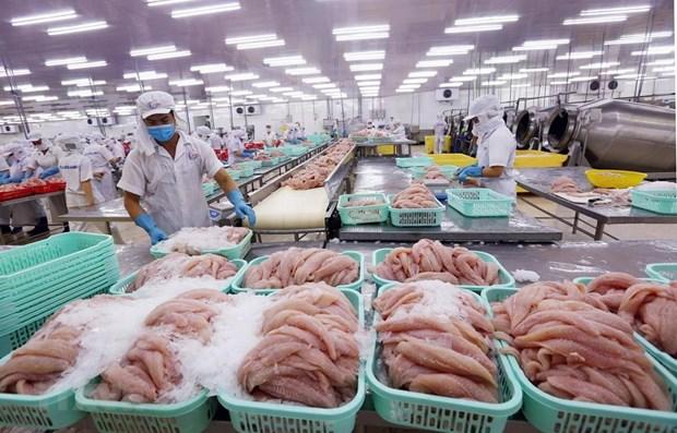Exportations de produits agricoles, sylvicoles et aquatiques en hausse de 2% en sept mois hinh anh 1
