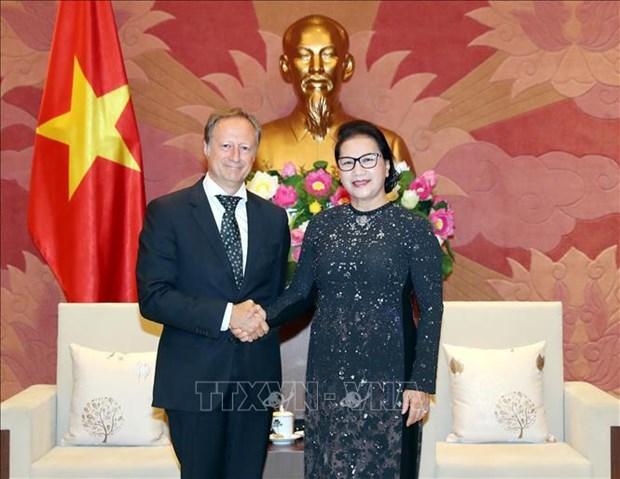 Promotion des relations entre le Vietnam et l'Union europeenne hinh anh 1