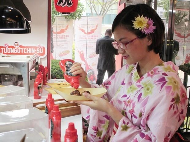 La sauce pimentee de marque Chinsu est exportee au Japon hinh anh 1