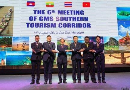 Cooperation pour le developpement du Couloir touristique du Sud de la GMS hinh anh 1