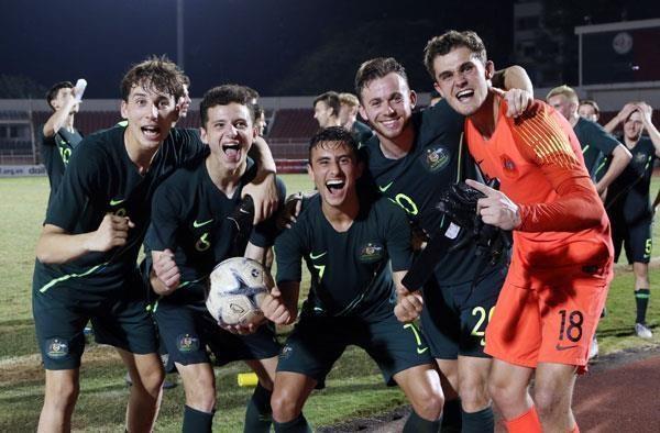 L'Australie remporte le Championnat U18 d'Asie du Sud-Est hinh anh 1