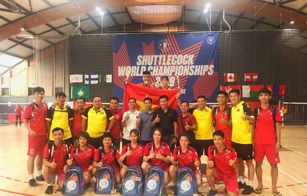 Mondial de plumfoot 2019 : deux medailles d'or pour le Vietnam hinh anh 1