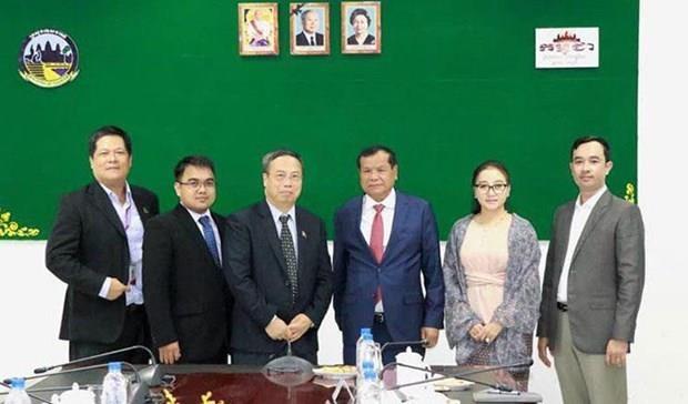 Cambodia Angkor Air ouvrira une ligne directe entre Phnom Penh et Da Nang hinh anh 1
