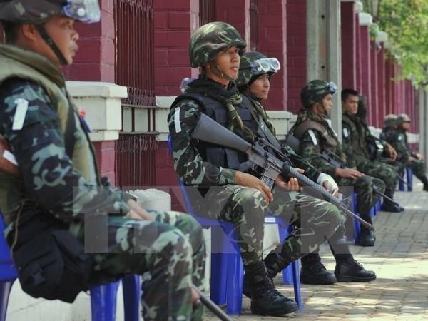 La Thailande prolonge le decret d'urgence dans trois provinces meridionales hinh anh 1