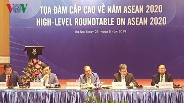 Meilleure connexion pour la prosperite commune de l'ASEAN hinh anh 1
