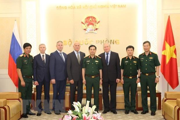 La Russie continue d'aider le Vietnam a conserver la depouille du President Ho Chi Minh hinh anh 1