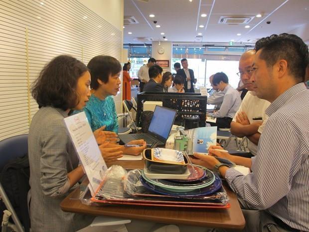 Des entreprises vietnamiennes sondent les opportunites d'affaires au Japon hinh anh 1