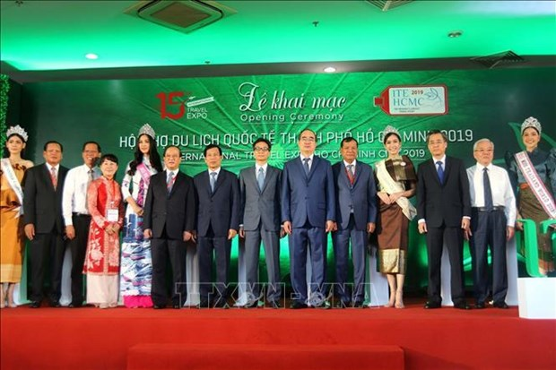 Le Salon touristique international de Ho Chi Minh-Ville 2019, un evenement prestigieux hinh anh 1