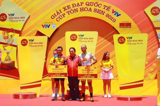 Coupe VTV Ton Hoa Sen 2019 : Bikelife Dong Nai remporte une victoire ecrasante hinh anh 1