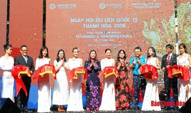 Ouverture de la foire touristique internationale de Thanh Hoa 2019 hinh anh 1