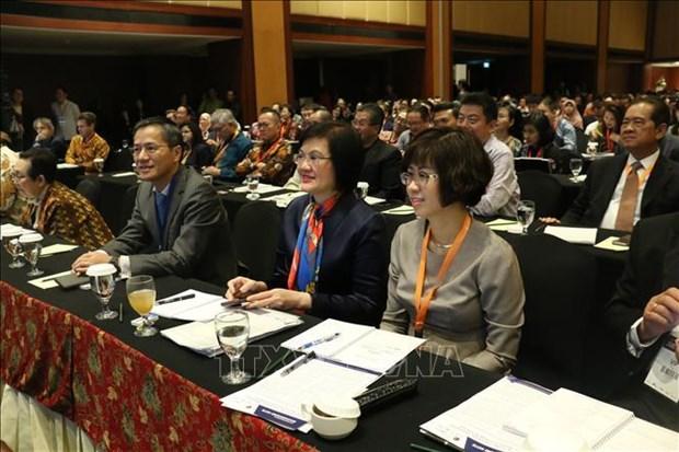 Le Vietnam participe au Dialogue global CSIS 2019 en Indonesie hinh anh 1