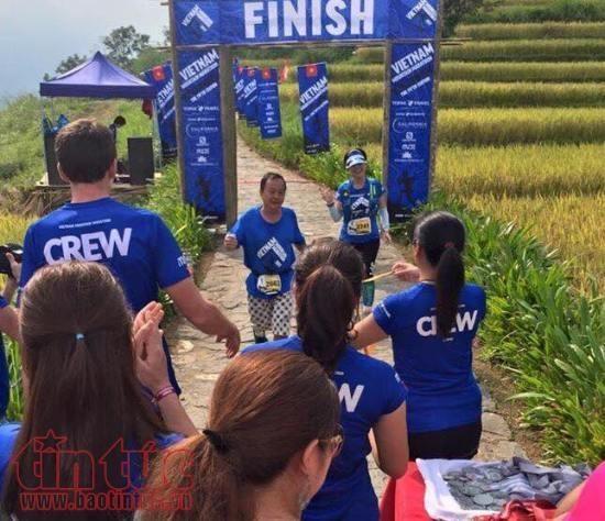 4.000 coureurs participeront a la course de montagne de Sa Pa hinh anh 1