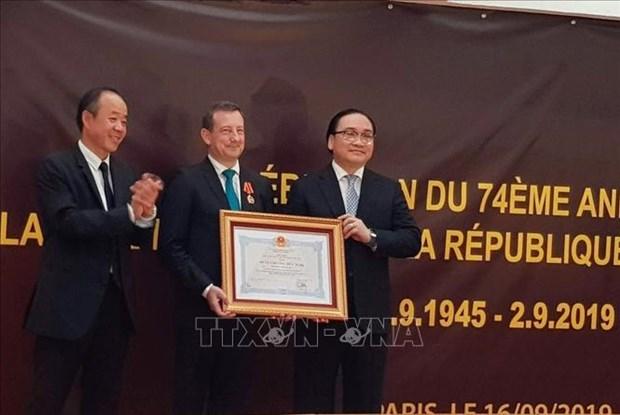 Promouvoir la cooperation entre Hanoi et les localites francaises hinh anh 1