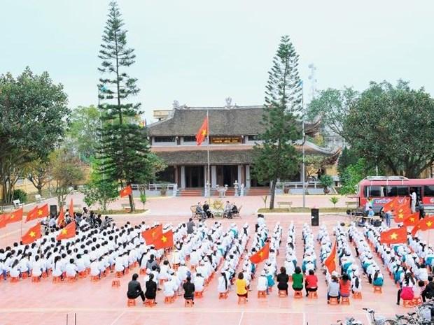 Hai Duong souhaite mieux exploiter les potentiels touristiques du district de Thanh Mien hinh anh 2