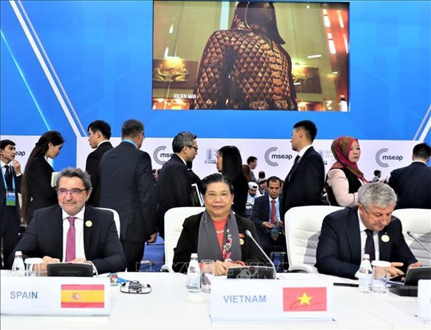 Le Vietnam participe a la MSEAP-4 au Kazakhstan hinh anh 1