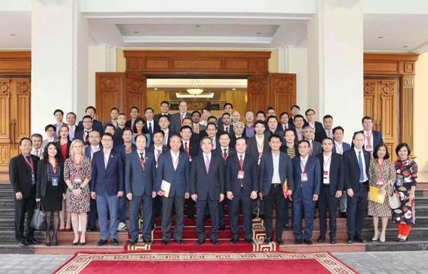 Le Vietnam souhaite participer activement a la 4e Revolution industrielle hinh anh 1