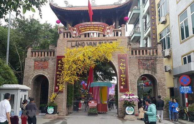 Rendez-vous en novembre a Hanoi pour le festival du folklore dans la vie contemporaine hinh anh 1