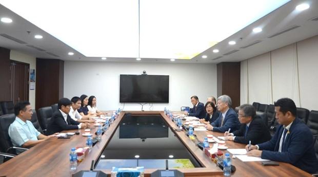 Opportunites de cooperation entre Hoa Phat et le groupe japonais Kyoei hinh anh 1