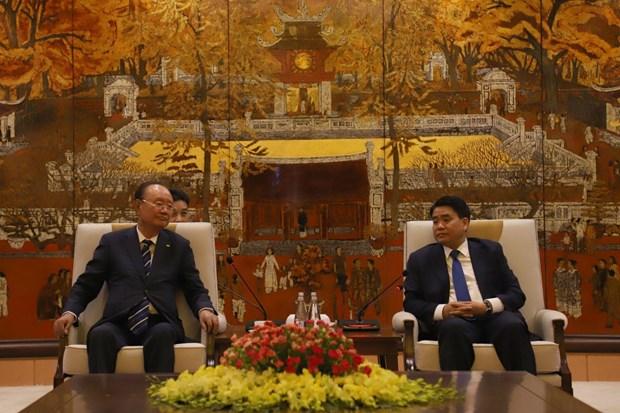 Hanoi va favoriser la construction du premier hippodrome au Vietnam hinh anh 1