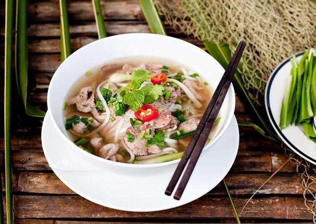 Le goi cuon et le pho bo du Vietnam parmi les meilleurs plats au monde hinh anh 1
