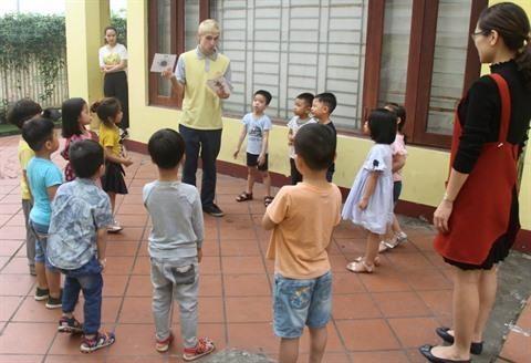 Rendez-vous a la Journee europeenne des langues a Hanoi hinh anh 1
