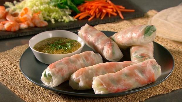 Le goi cuon et le pho bo du Vietnam parmi les meilleurs plats au monde hinh anh 2