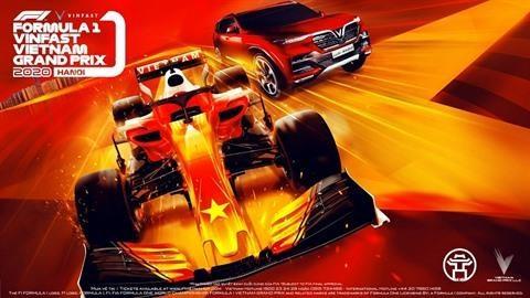 F1 : VinFast devient le sponsor officiel du Grand Prix du Vietnam hinh anh 2