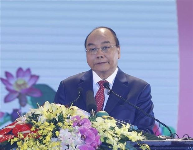 Le PM lance le mouvement d'emulation ''Tout le pays edifie la Nouvelle ruralite'', periode 2021-2025 hinh anh 2