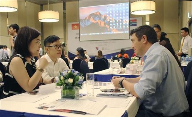 Des entreprises sud-africaines sondent les opportunites de cooperation au Vietnam hinh anh 1