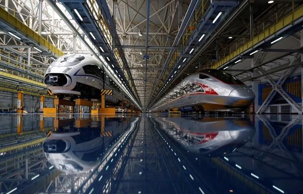 La Thailande va realiser un projet de ligne ferroviaire reliant trois aeroports hinh anh 1