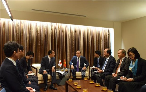 Les relations Vietnam – Japon en fort developpement hinh anh 1
