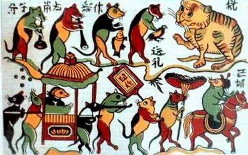 Exposition sur les estampes populaires de Dong Ho d'hier et d'aujourd'hui hinh anh 1
