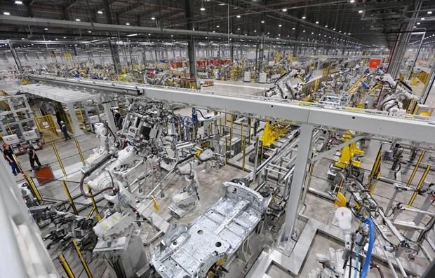 La croissance de certains secteurs a des signes de ralentissement au premier trimestre hinh anh 1